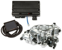 Holley 550-1020 Terminator X Stealth 4150 Efi System Gm Ls Engines With 24x Igni