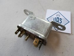 65 - 80 Rolls Royce Silver Shadow Lucas Relay 6ra 5 Contacts Ud21474 Rre102