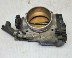03-08 Jaguar S-type Xjr 4.2l Sc Supercharged Throttle Body And Tps 2w93-9f991-bd