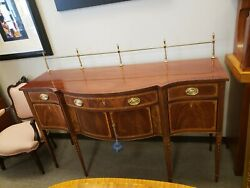 Councill Craftsman Federal Style Sideboard