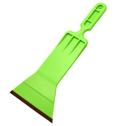 Pro Bulldozer Tpff Squeegee Green For Car Window Film Cleaning Tools 15.2x6.6
