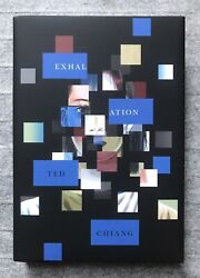 Exhalation By Ted Chiang Signed Limited Edition New