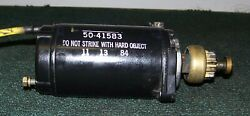 Mercury Mariner Outboard 35 Hp Oem Starter 50-41583 Made In Usa