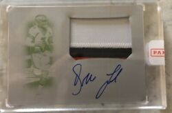 2019 National Treasures Drew Lock Broncos Rookie Patch Auto Plate Rpa Rc /1 164