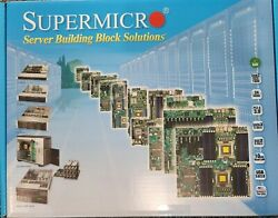 Supermicro X9drh-itf Server Main Board Motherboard With I/o Plate