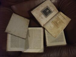 Theology Explained And Defended By Timothy Dwight Dated 1821 In 2 Volumes