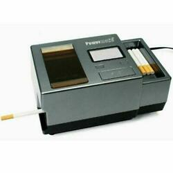 Powermatic 3 Plus Iii + - Top Of The Line Automatic Cigarette Injector