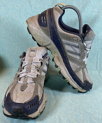 Nike Air Trail Running Alvord Series Womenandrsquos Size 8 Eur 39 Sneakers Shoes Gray