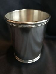Gerald R. Ford Mark Scearce Presidential Julep Cup Sterling