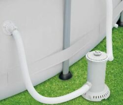 Summer Waves 1000gph Universal Filter Pump For Above Ground Pool