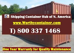 40and039 Shipping Containers - 40ft Cargo Worthy Container Sale In Columbus Oh