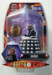 Davros With Vespiform Part - Dr Doctor Who Series 4 5andrdquo Dalek Tardis Figure Wasp