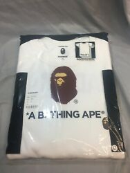 Readymade X Bape 3pc Tees A Bathing Ape Xl Sold Out Size