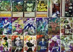 Bandai Hunter Andtimes Hunter Miracle Battle Hhex02 Carddass All 18 Types From Japan