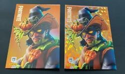 Panini Fortnite Series 1 Holofoil And Crystal Shard Card 133 Patch Patroller