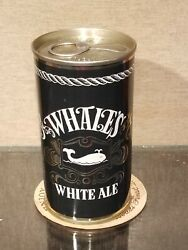 1970 Whales White Ale Pull Top Beer Can National Baltimore Maryland 4 City