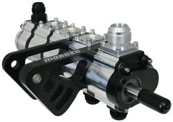 Moroso 22415 Tri-lobe Dry Sump Oil Pump For Door Cars T3 Series 5 Stage Dual Mou