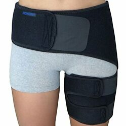 Hip Brace Sciatica Pain Relief Wrap For Thigh Hamstring Support,unisex, Roxofit®