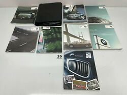 2008 Bmw E90 E92 3-series Owners Manual Users Guide Handbook W/ Case Oem