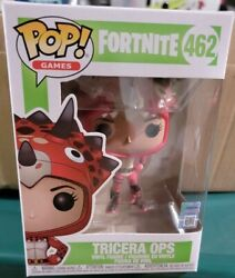 Wholesale Lot Funko Pop Fortnite Tricera Ops 462 Gaming Xbox Playstation