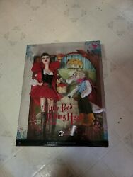 Silver Label Barbie - Little Red Riding Hood And The Wolf - Nrfb - N3245