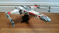 Lego 7191 Star Wars Ultimate Collectors Series X-wing Fighter Complete