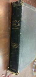 Oxford New Scofield Reference Edition Bible Kjv Genuine Leather Lined 9278xrl D3