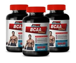 Boost Your Energy - Bcaa 3000mg - L-isoleucine 3b