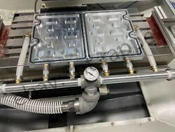 Usa Made Custom Vacuum Fixture Plate For Cnc Parts 19 X 11.75