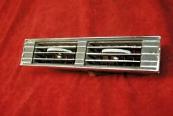 66 67 Fairlane Ranchero Cyclone Center Ac Vent Assembly Good Cond. Orig. Ford