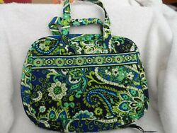 Vera Bradley Good Book Bible Cover In Retired Rhythm And Blues