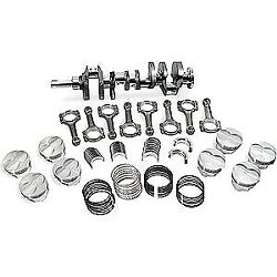 Scat 1-94855 Ford 460 Series 9000 Cast Street/strip Rotating Assembly 520ci