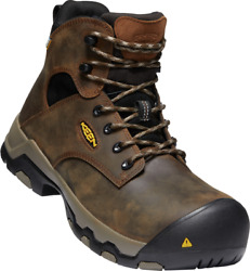 Keen Rockford 6 Waterproof Non-metalic Composite Toe Safety Boots-- Clearance