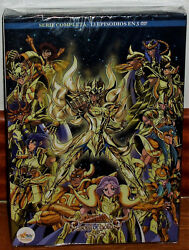 Saint Seiya The Caballeros Zodiac Soul Of Gold Series Complete 3 Dvd New