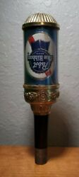 Vintage Rare Tall Pabst Blue Ribbon Pbr Beer Tap Handle 1970s  Z8