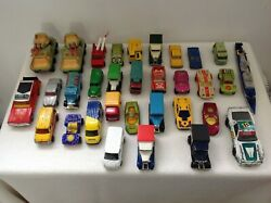 Die-cast Matchbox And Corgi Cars, , Lorries 1960's And 70's Collectibles Lot