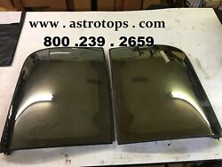 Corvette C3 1978-82 Gm M92a Excellent Collector Mirror Glass T-tops Roof Tops