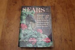 Vintage Sears, Roebuck And Company Spring Summer 1962 Catalog 1,538 Pages Chicago