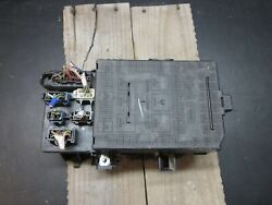 2004-2007 2006 Ford F150 Fuse Box Power Distribution