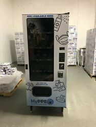 New Vending.com Vending Machines With Credit Card Readers 13 Available
