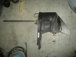 Mercury Optimax 150hp Outboard Lower Unit With 25 Shaft