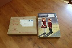 Vintage Sears, Roebuck And Company Fall Winter 1966 Catalog Chicago Mailing Sleeve
