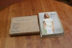 Vintage Sears Roebuck And Company Spring Summer 1968 Catalog In Mailing Sleeve