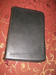 Oxford New Scofield Reference Bible Study, Vintage 1967 Black Morocco Leather