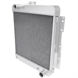 Champion Cooling Systems Ec1661 All-aluminum Radiator 1958 Chevrolet Bel Air Bis