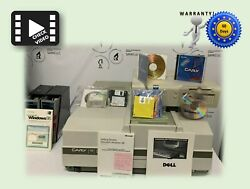 Varian Cary 1e Uv-visible Spectrophotometer 60 Days Warranty See Video