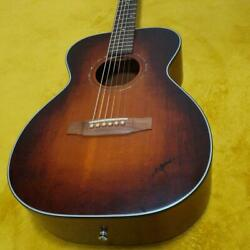 K.yairi So-mh1 Acoustic Guitar 2012 From Japan Rare Used Excellent Condition