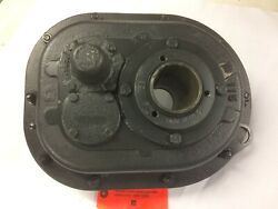 Browning 115smt15 Shaft Mounted Speed Reducer 13.66 Ratio Helical Gear 11.60 Hp