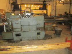New Britain-gridley Model 61 1cap Multi Spindle Screw Machines W/6 Turret Barfe