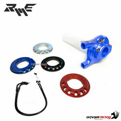 Robby Moto Competition Quick Throttle Blue 22.2mm+wire Ducati Hypermotard 0809